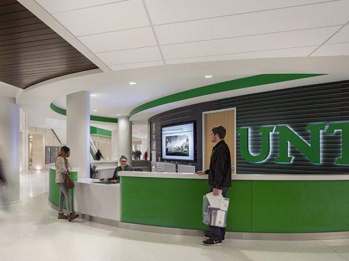 UNT Student Union Building – Beck